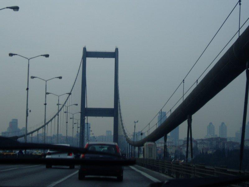Boğaz Köprüsü - Burçak Aksu