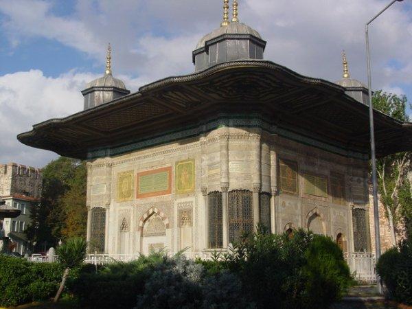 III. Ahmet Çeşmesi - Cem Özgür