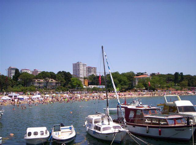 Caddebostan Plajı - Cengiz Duran