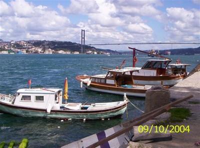 İstanbul Boğazı - Cengiz Duran