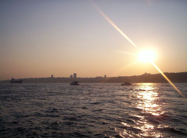 Kuzguncuk`tan Günbatımı - Cengiz Duran