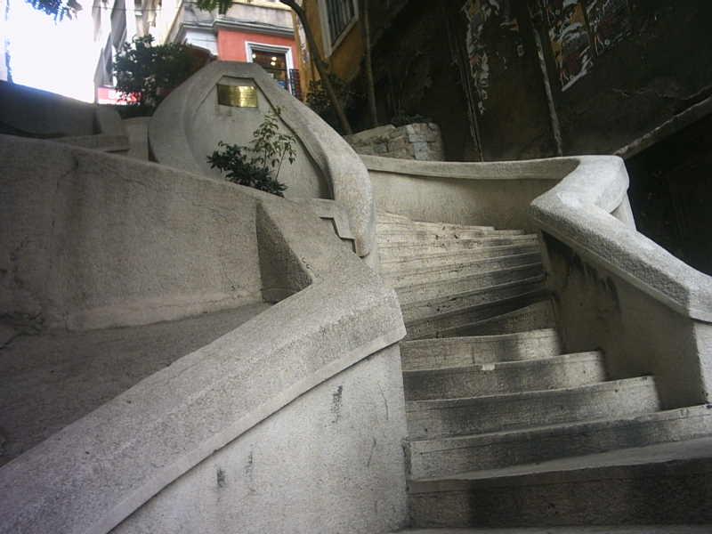 Kamondo Merdivenleri (Galata) - Elif Çınar