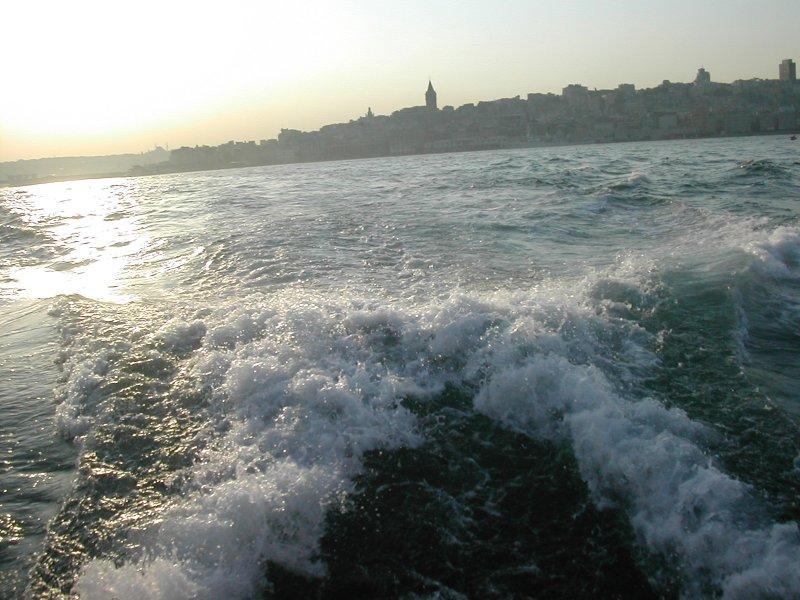 Denizden Karaköy Galata - Emin Serkan Gültekin