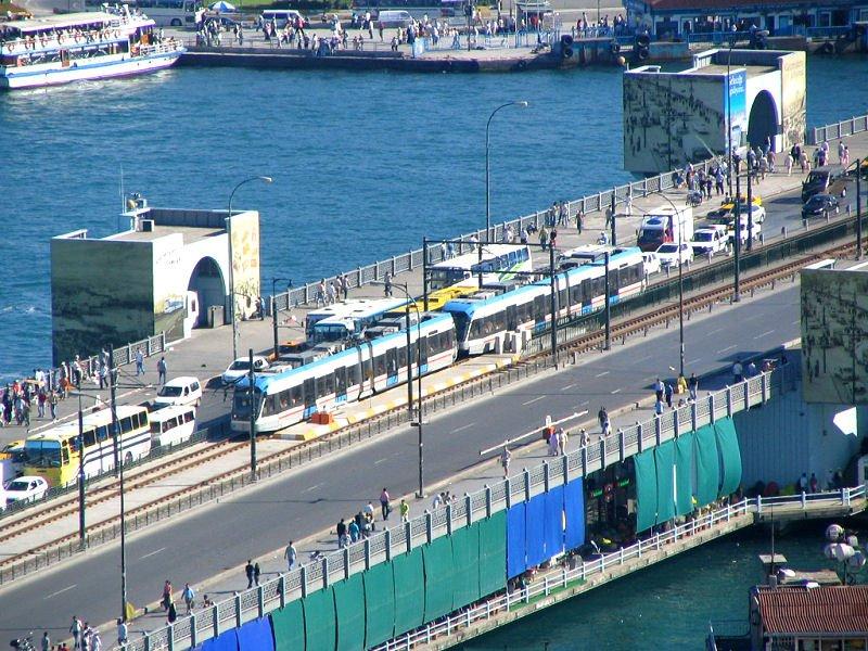 Galata Köprüsü - Faruk Koçak