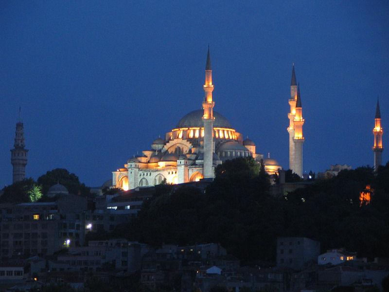 Süleymaniye Cami - Faruk Koçak