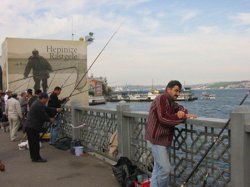 Galata Köprüsü - Oya Sarıer