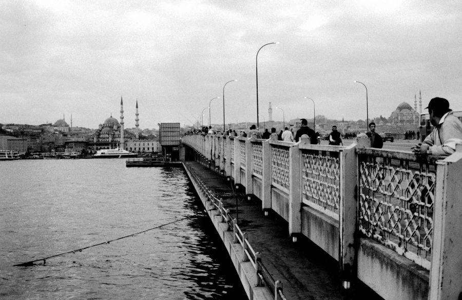 Galata Köprüsü - Selin Alemdar