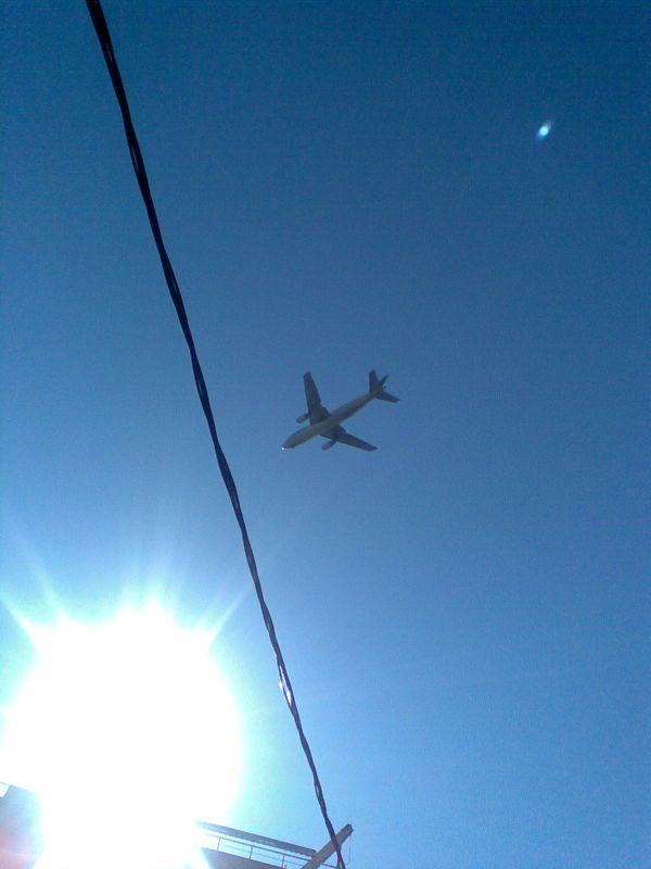Gökyüzünde Uçak - Şükran Bozdemir
