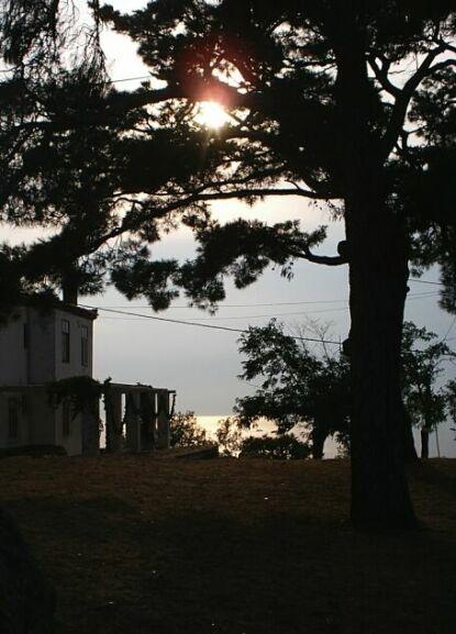 Büyükada`da Akşamüstü - Hakan Çakan