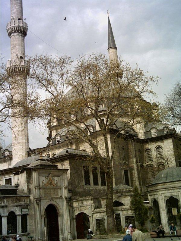 Eyüp Sultan Cami - Hayriye Onat