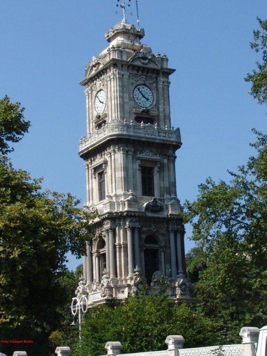 Dolmabahçe Saat Kulesi - Hüseyin Mutlu