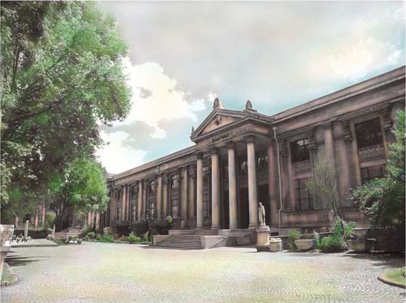 Arkeoloji Müzesi - İlksen Baysaling