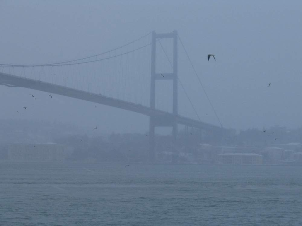 Siste Boğaz Köprüsü - Köksal Kızılca