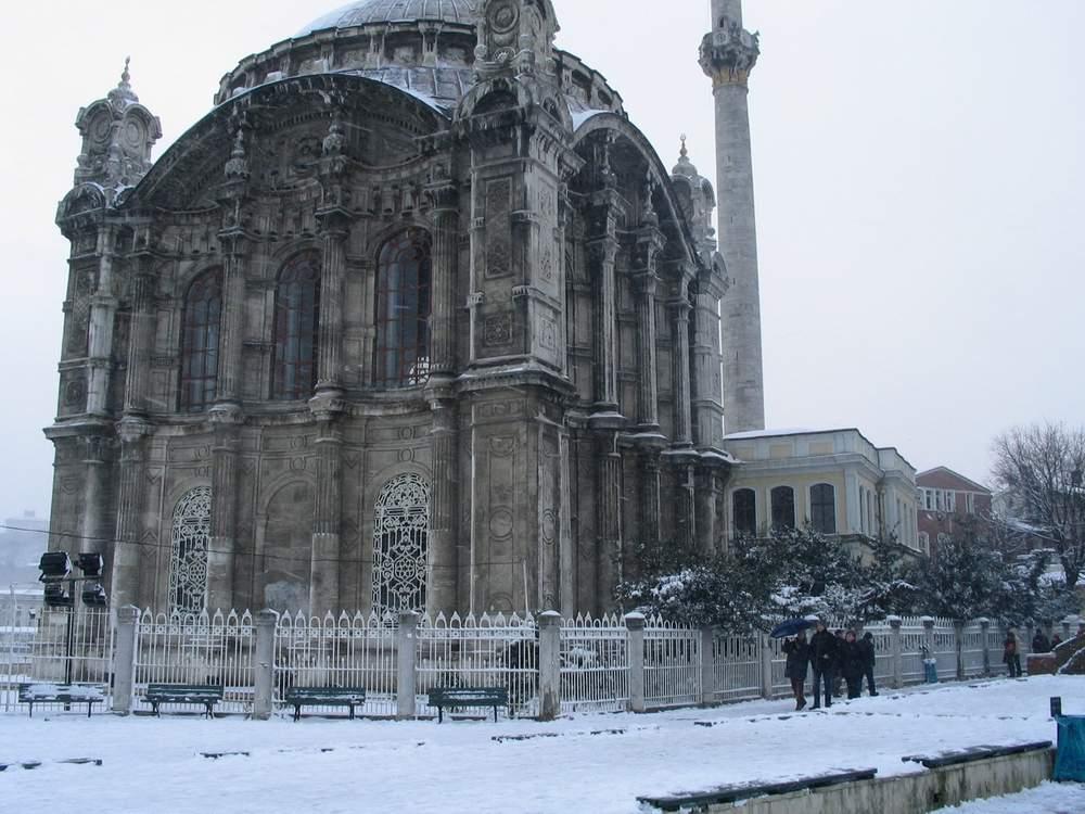 Ortaköy Cami - Köksal Kızılca