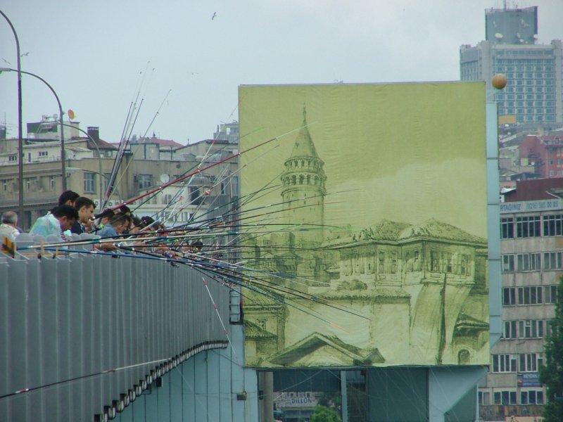 Galata Köprüsü - Mehmet Fatih Sağlam