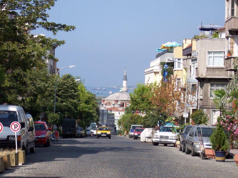 Küçük Ayasofya Caddesi (Sultanahmet) - Mustafa Barış Harmankaya