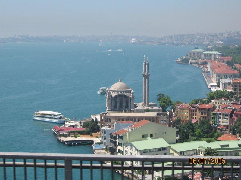 Boğaz Köprüsü`nden Ortaköy - Mutlu Türker