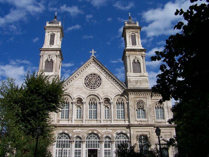 Kilise (Taksim) - Nasim Rabiei