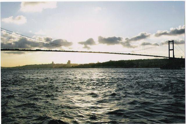 İstanbul Boğazı - Nazlı İktu