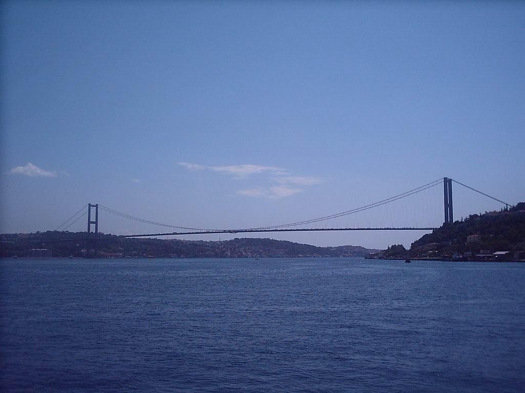 İstanbul Boğazı - Oktay İslam