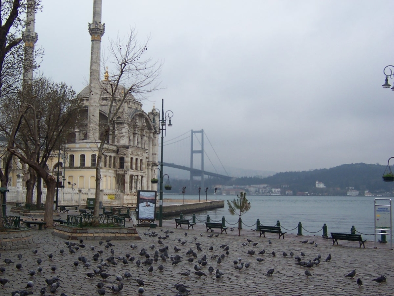 Ortaköy Mecidiye Cami - Osman Güngör