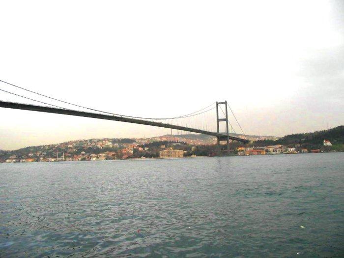 Boğaz Köprüsü - Özge