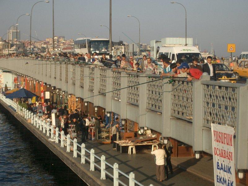 Galata Köprüsü - Petra Dudas