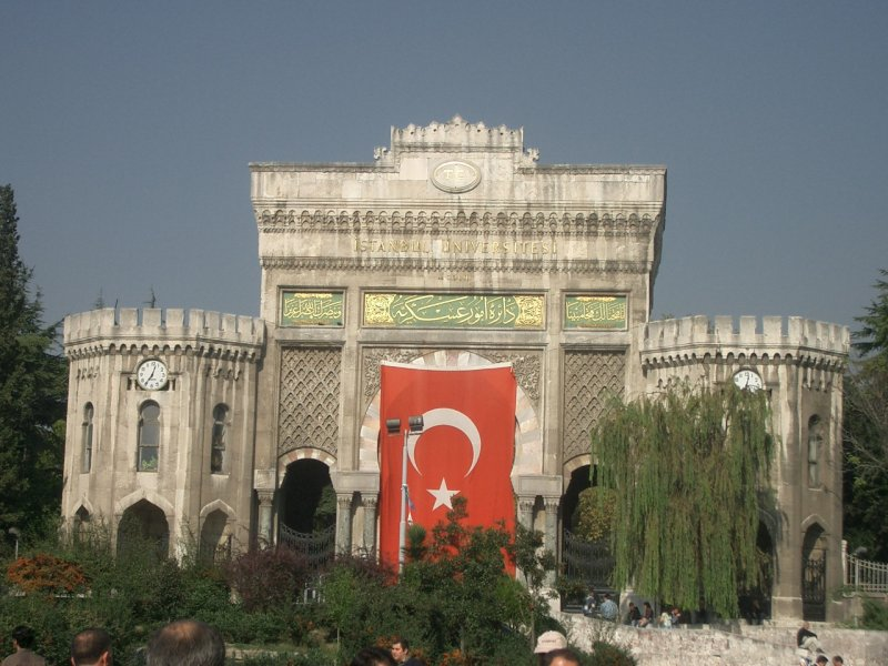 İstanbul Üniversitesi - Petra Dudas