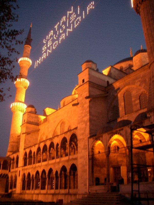Sultanahmet Cami - Petra Dudas