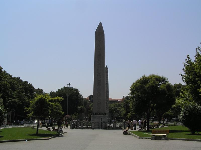 Dikilitaş (Sultanahmet) - Şahin Uzma