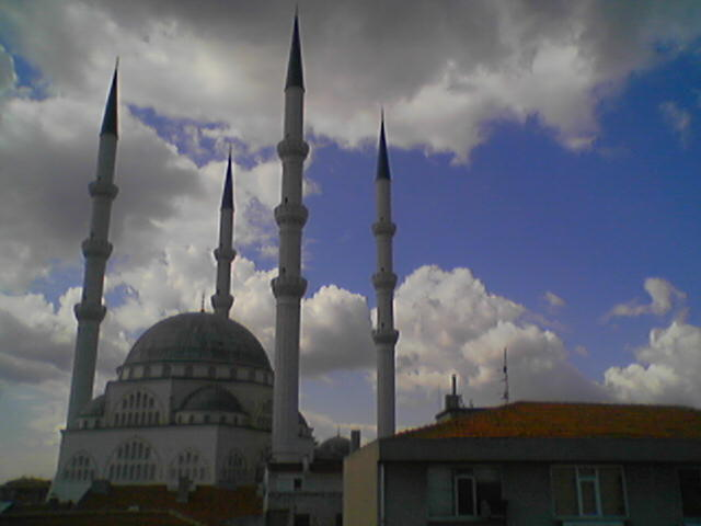 Maltepe Cami - Samet Metin