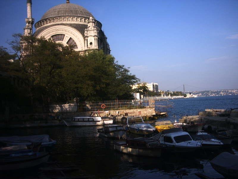 Dolmabahçe Cami - Seçil Ayaz
