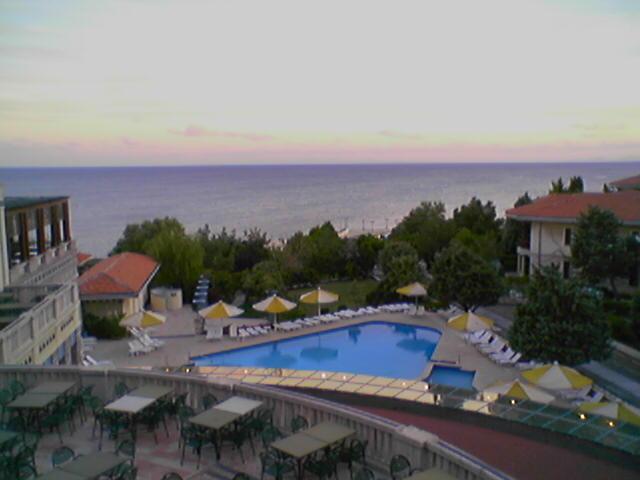 Silivri Klassis Otel`den Günbatımı - Semet Metin
