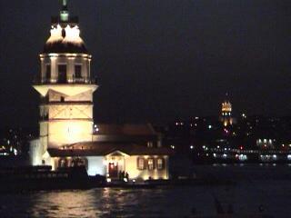 Kız Kulesi - Sezer