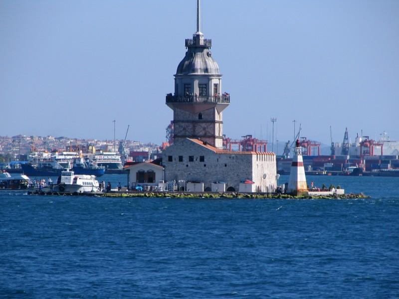 Kız Kulesi - Shamil Bezimyanil