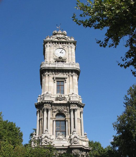 Dolmabahçe Saat Kulesi - Süha Ataoğuz