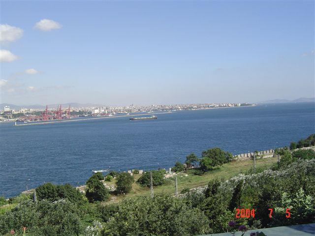 İstanbul Boğazı - Şükran Bozdemir