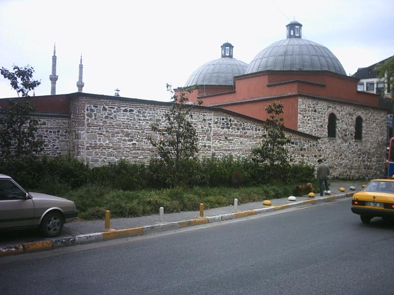 Kethuda Hamamı (Ortaköy) - Tayfun Aydeniz