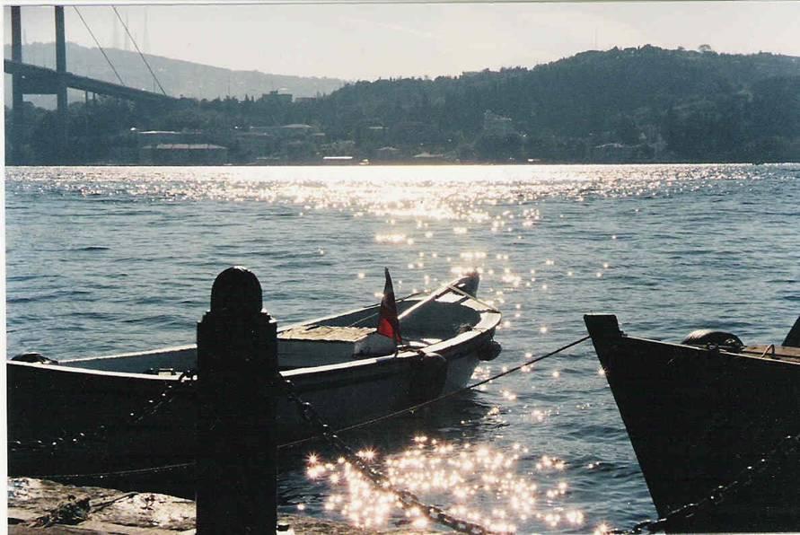 Ortaköy`de Gündoğumu - Tufan Çankaya