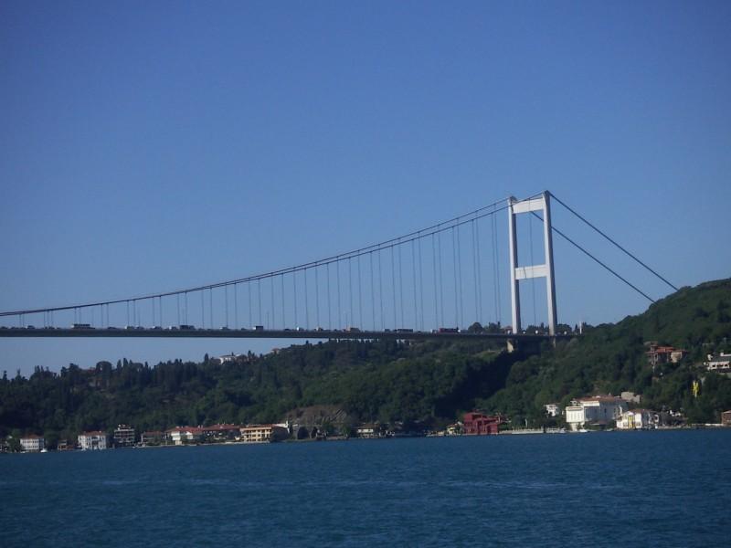 Boğaz Köprüsü - Tuğçe Oktay