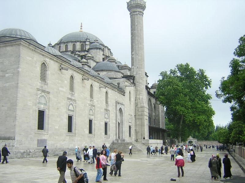 Fatih Cami - Tuncay Onur