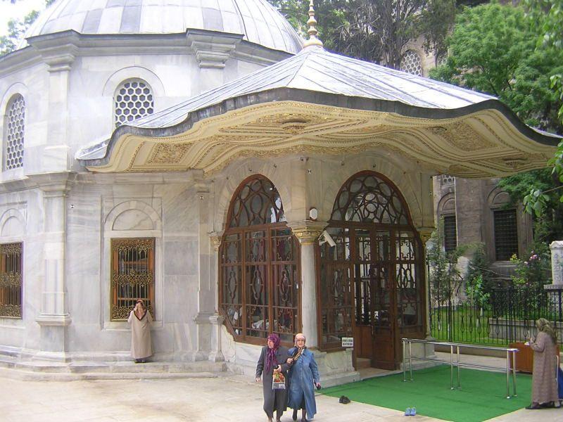 Fatih Sultan Mehmet Türbesi - Tuncay Onur