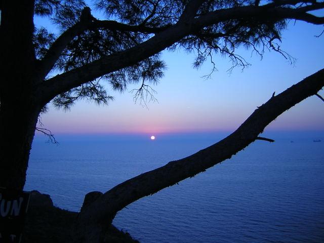 Yeşilköy`de Günbatımı - Tuncay Onur