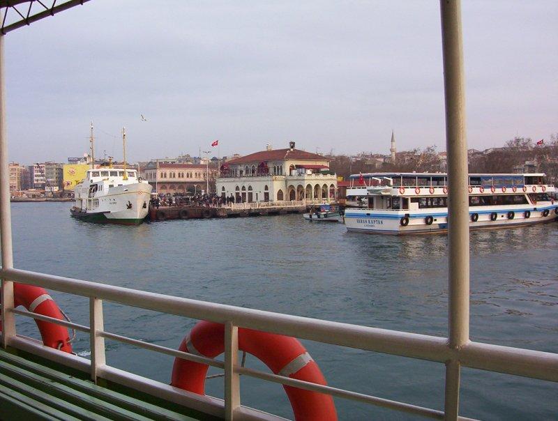 Beşiktaş İskelesi - Tuncay Orhan