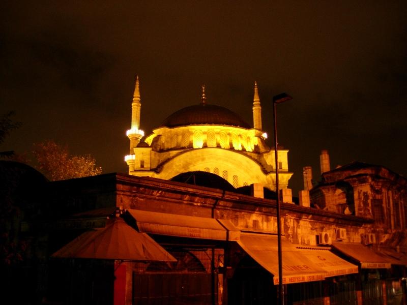 Nuru Osmaniye Cami - Turgay Yürenk
