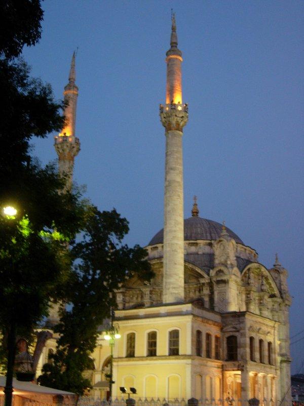 Ortaköy Mecidiye Cami - Turgay Yürenk