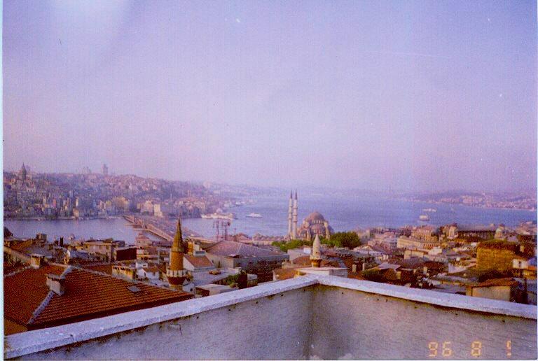 Galata Köprüsü - Yavuz Biber