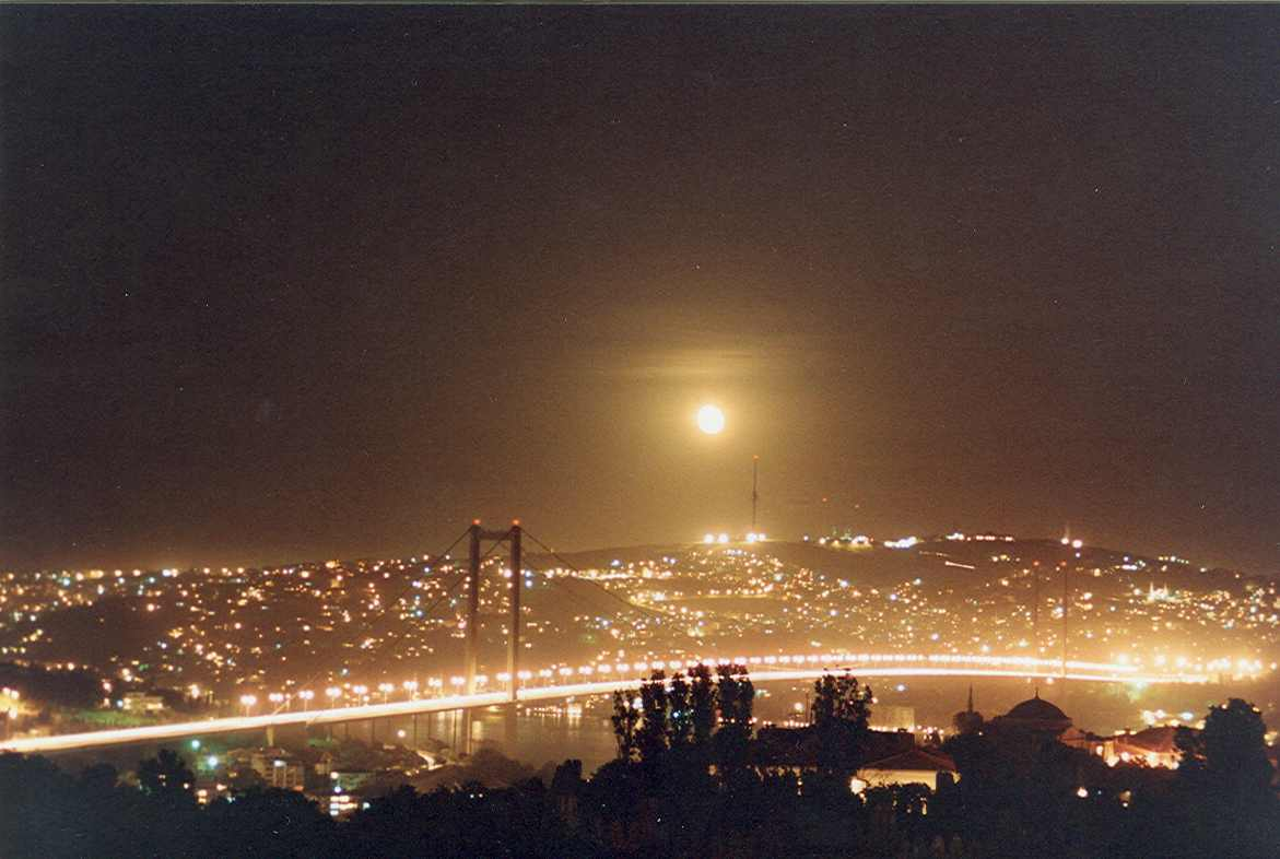 Boğaz Köprüsü - Yılmaz Dalkanat