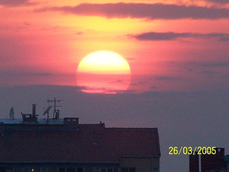 Kozyatağı`dan Günbatımı - Yılmaz Dalkanat