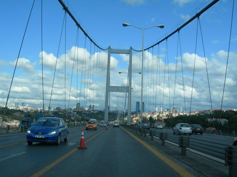Boğaz Köprüsü - Ahmet Latif Opak